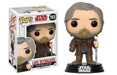 Star Wars: The Last Jedi Luke Skywalker Funko Pop Bobble Head