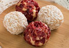 Brigadeiro branco funcional: delicioso e saudável! #brigadeiro #dessert