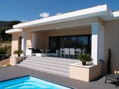 Abritel Location Villa à Cavalaire Sur Mer. Magnifique Villa Contemporaine  Avec Vue Mer Et Piscine