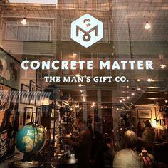 24 De action heeft inmiddels een exclusieve tegenhanger gekregen in Concrete Matter, de perfecte cadeauwinkel voor alles wat je nog niet had, maar wel wil hebben...