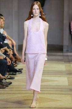 Carolina Herrera Spring 2016 Ready-to-Wear Fashion Show - Magdalena Jasek