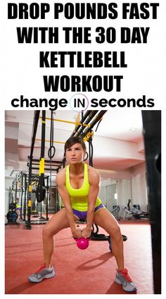 For Rapid Fat Loss Do The 30 Day Kettlebell Swing Workout! Print our FREE PDF and do the workout anywhere! For Rapid Fat Loss Do The 30 Day Kettlebell Swing Workout! Print our FREE PDF and do the workout anywhere! Fitness Home, Health Fitness, Free Fitness, Fitness Pal, Fitness Tracker, Fitness Diet, Kettlebell Challenge, Workout Challenge, Work Outs