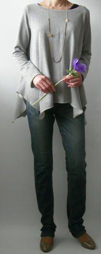 Sweatshirt transformed