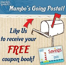 FREE Mambo Sprouts Mailed Coupon Book on http://hunt4freebies.com