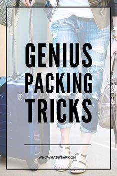 How to pack two weeks' worth of winter clothes in just one suitcase -- genius travel tips!