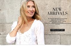 New arrivals on TINTIN! Malene Birger, See By Chloe, Shop Now, Lace, Shopping, Tops, Women, Fashion, Moda