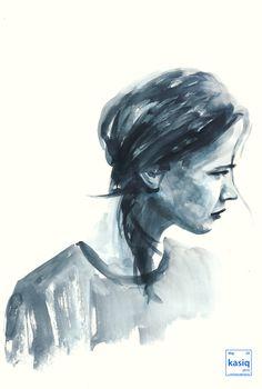 crista cober_watercolor on Behance