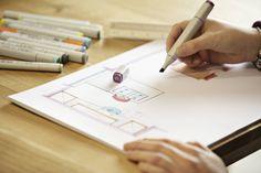 Das könnte Ihr neuer Küchen-Plan sein. Planer, Custom Kitchens, New Kitchen, Kitchen Contemporary, Home Kitchens