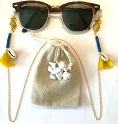 Ideas Diy Fashion Accessories, Handmade Accessories, Crochet Tote, Homemade Jewelry, Bijoux Diy, Cute Jewelry, Jewelry Stores, Eyeglasses, Creations