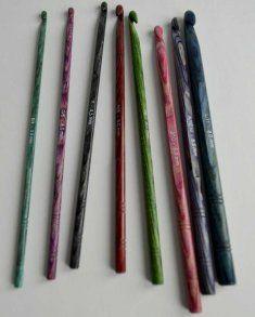 Dreamz Symfonie Wood Crochet Hook Set (Single Ended) [KP600150] - $48.00 : Maggie Weldon, Free Crochet Patterns