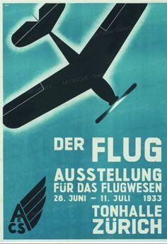 Zurich Flight Exhibition ~ C.H. Agys http://fancytemplestore.com