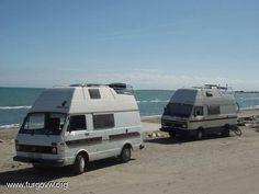 Volkswagen LT Sven Hedin Westfalia & LT Florida Westfalia Camper Trailers, Campers, Vw Lt, Motorhome, Offroad, Recreational Vehicles, Volkswagen, Classic Cars, Florida