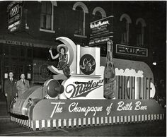 """mybeerbuzz.com - Bringing Good Beers & Good People Together...: Why Miller High Life Is Called """"The Champagne of B..."""