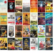 "Wednesday, November 11, 2015: The Corbin Public Library has 14 new bestsellers, ten new videos, three new audiobooks, two new children's books, and 20 other new books.   The new titles this week include ""The Life-Changing Magic of Tidying Up: The Japanese Art of Decluttering and Organizing,"" ""Bazaar of Bad Dreams: Stories,"" and ""The Crossing."""