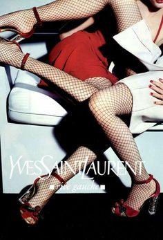 Yves Saint Laurent, fall 2003