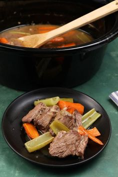 With just a few simple ingredients, you could be on your way to enjoying a delicious pot roast, made with the ease of a slow cooker! This particular recipe was...