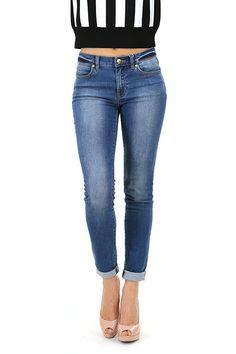 Michael Kors - Jeans - Abbigliamento - jeans a cinque tasche in cotone elasticizzato.La nostra modella indossa la taglia /EU XS. - AUTHENTIC - € 185.00