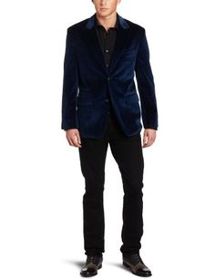 Robert Graham Men's Barbican Velvet Blazer « Store Break
