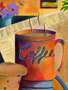 Comida, y un café desde mi oficina..recordándote..solo quería que lo supieras..
