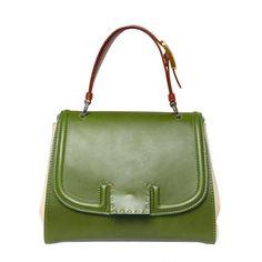 Gojee - Silvana Leather Bag by Fendi