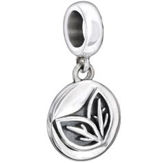 ThePerfectPearDesigns.com - Chamilia Silver Live and Grow Dangle Charm, $35.00