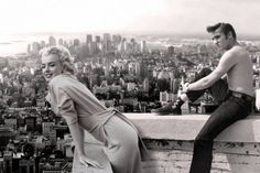 Monroe and Presley