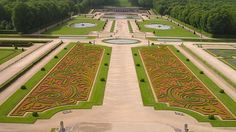 chateau vaux-le-vicomte - Google Search