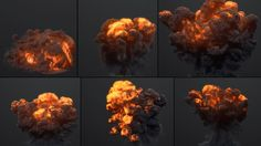 A small collection of FumeFX R&D explosions I did during my freetime last year. Fun to play around with simple scenes and yet look pretty nice in the end ! These simulations were done on my computer w/12gb RAM and GTX 680. But I aim for higher result and bigger w/more complexe R&D's in the near future!   / Alldin Dauti www.AlldinDauti.com