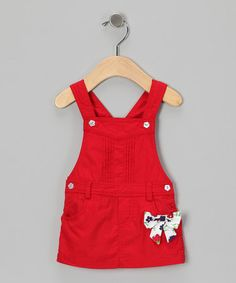 Red Bow Jumper - Infant & Toddler by Beebay on Zulily today!