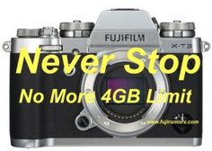 Fujifilm New Firmware Will Add exFAT File System Support Eliminating File Size Limit - Fuji Rumors File System, File Size, Rss Feed, Facebook Instagram, Fujifilm, Told You So, Ads, Annoyed, Community