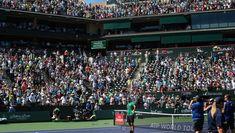 Tennis world weighs in on coronavirus cancellation of BNP Paribas Open: 'Feel like I'm in the Twilight Zone' Wave Emoji, Blue Heart Emoji, Get Well Prayers, Canadian Tennis Player, Crying Face, Tennis World, Local Legends, Bnp, Guadalajara