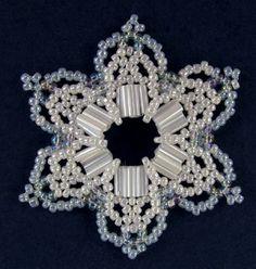 Snowflake #81 Ornament Pattern