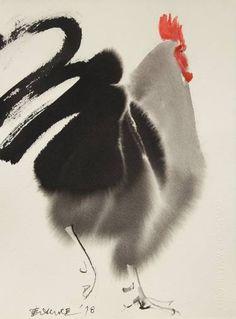 "Saatchi Art Artist Endre Penovác; Painting, ""Proud"" #art"
