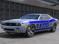 NYPD Dodge Challenger Police car