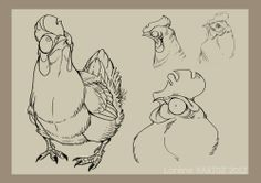 Chicken design
