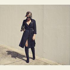 veronicamareestylist | Betty Tran Fearless Females #fashionweek #style #black #boots #blogger