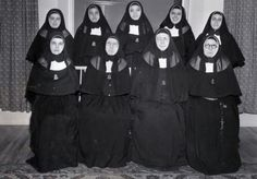 SISTERS OF THE PIOUS SCHOOLS at St. John's Seminary College