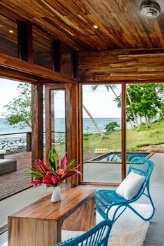 The Two-Bedroom Oceanfront Villa has a kitchen/dining area and is ideal for families. The Remote Resort, Fiji Islands - Jetsetter