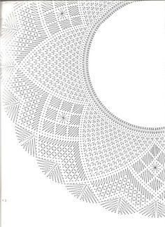 14 marca 2012 - Helena Strzępa - Álbumes web de Picasa Bobbin Lace Patterns, Embroidery Patterns, Crochet Patterns, Crochet Collar, Lacemaking, Lace Heart, Lace Outfit, Lace Jewelry, Knitted Blankets