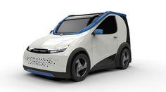 Projeto Opal: a proposta é que o veículo atenda as demandas variadas de mobilidade  (Foto: Divulgação)