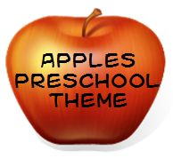 Apples Theme for Preschool/Daycare: Songs, Rhymes, Crafts, Movement Activities, Math, Science, Recipes & Snacks