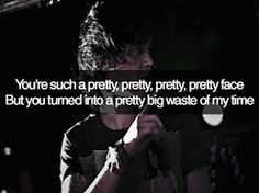 Sleeping with Sirens lyrics if you can't hang<3333333333333 best song ever!!!!!!!!!!!!!!!