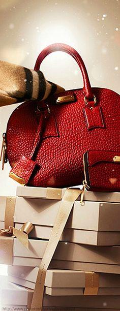 Burberry for Christmas ♥✤ | KeepSmiling | BeStayClassy