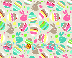 Bunnies & Eggs #lollipopdropshoppe Bunnies, Jigsaw Puzzles, Backdrops, Valentines Day, Eggs, Easter, App, Holidays, Halloween