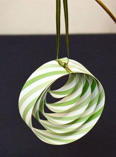 paper tree decorations