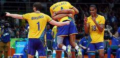 Bernardinho ainda é dúvida, mas ouro mostra o futuro do Brasil no vôlei - UOL Olimpíadas
