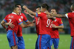 La selección de fútbol de Chile Fifa, Men's, Eduardo Vargas, Soccer Players, Sports, Historia