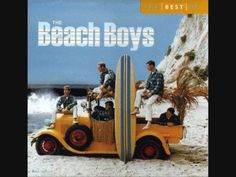"""Beach Boys - I Get Around  On July 4, 1964, The Beach Boys started a two week run at #1 on the Billboard Hot 100 singles chart with """"I Get Around"""". This was the group's first #1. Brian Wilson and Mike Love wrote the song, which is noteworthy for its back-to-front structure—it starts with a chorus and has two short verses."""