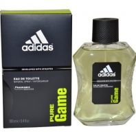 Adidas Pure Game for Men, 100ml at Lowest Price at Rs 299 Only