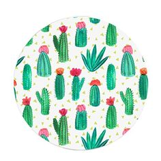 Karri CC Colorful Flamingos Cactus Floral Prints Multifunction Expanding Stand and Grip Pop Mount Socket for Smartphones and Tablets